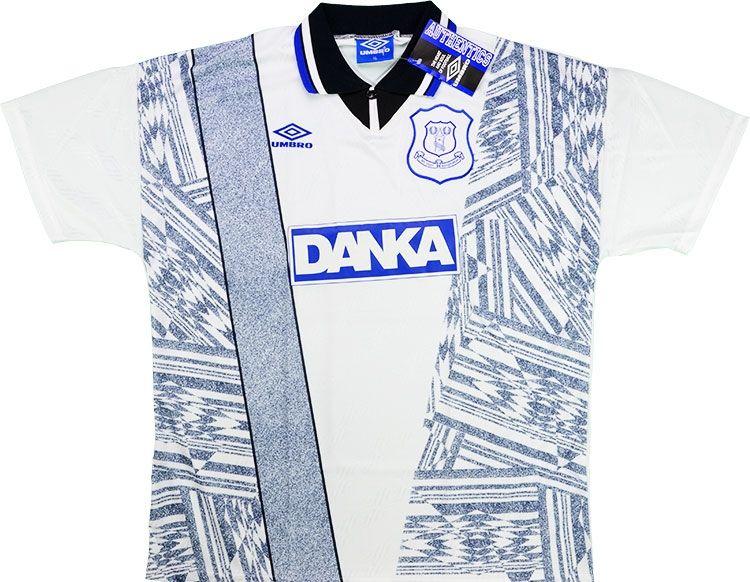 huge discount d5a02 f3444 Classic Football Shirts : retro vintage soccer jerseys ...