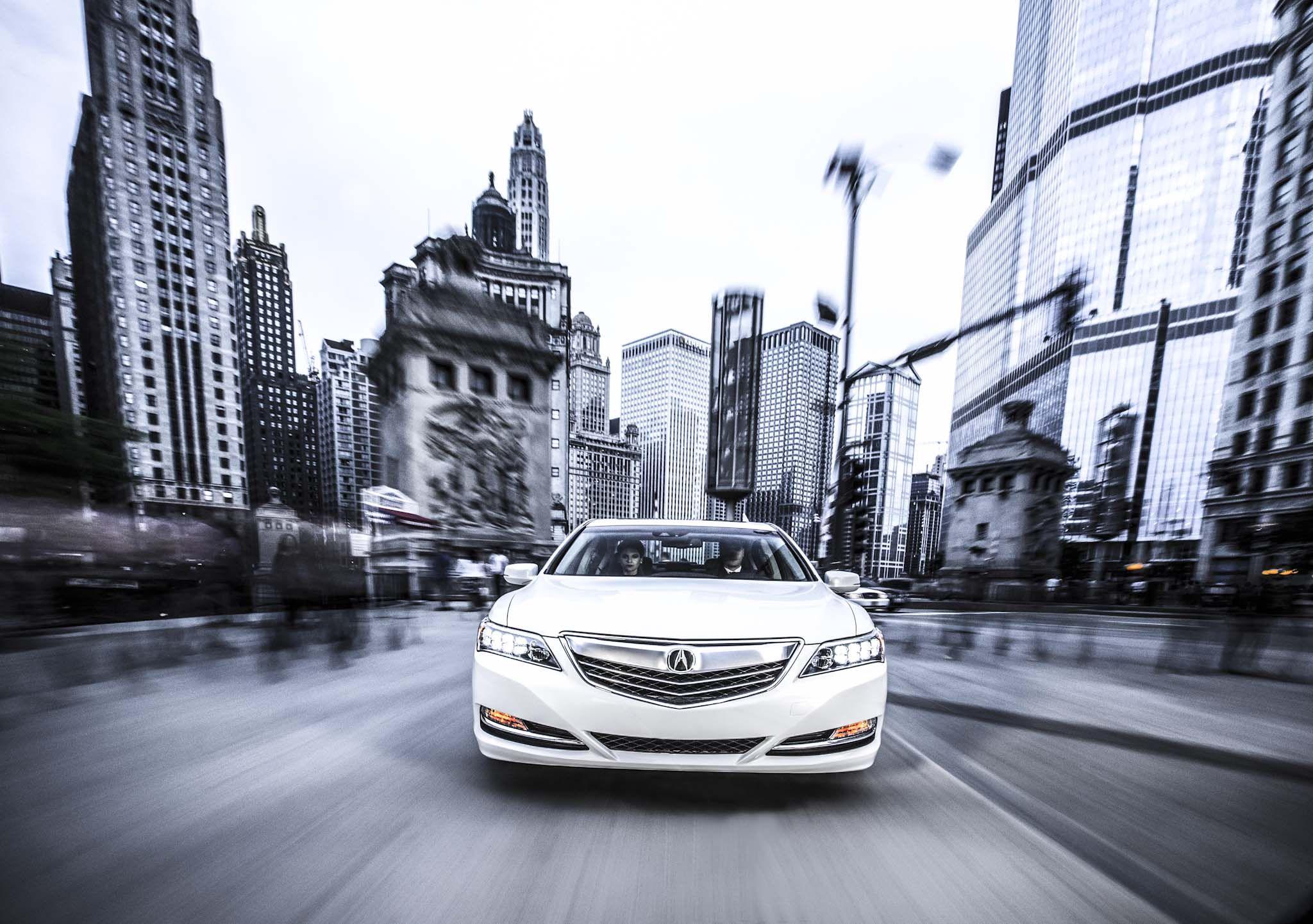 RLX photo shoot with designer Nora Del Busto, Chicago, IL .  Amazing photo editing #Acura #RLX