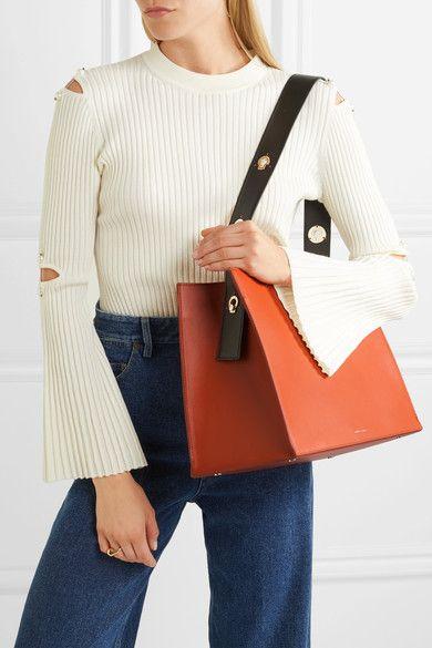 a7795d7e1 Danse Lente | Young leather tote | NET-A-PORTER.COM | Bags ...