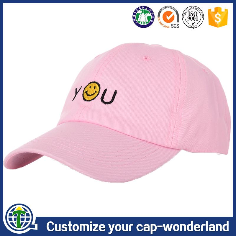 44076f711fef7 6 panel unstructured custom cheap kids wholesale dad hat plain dad caps