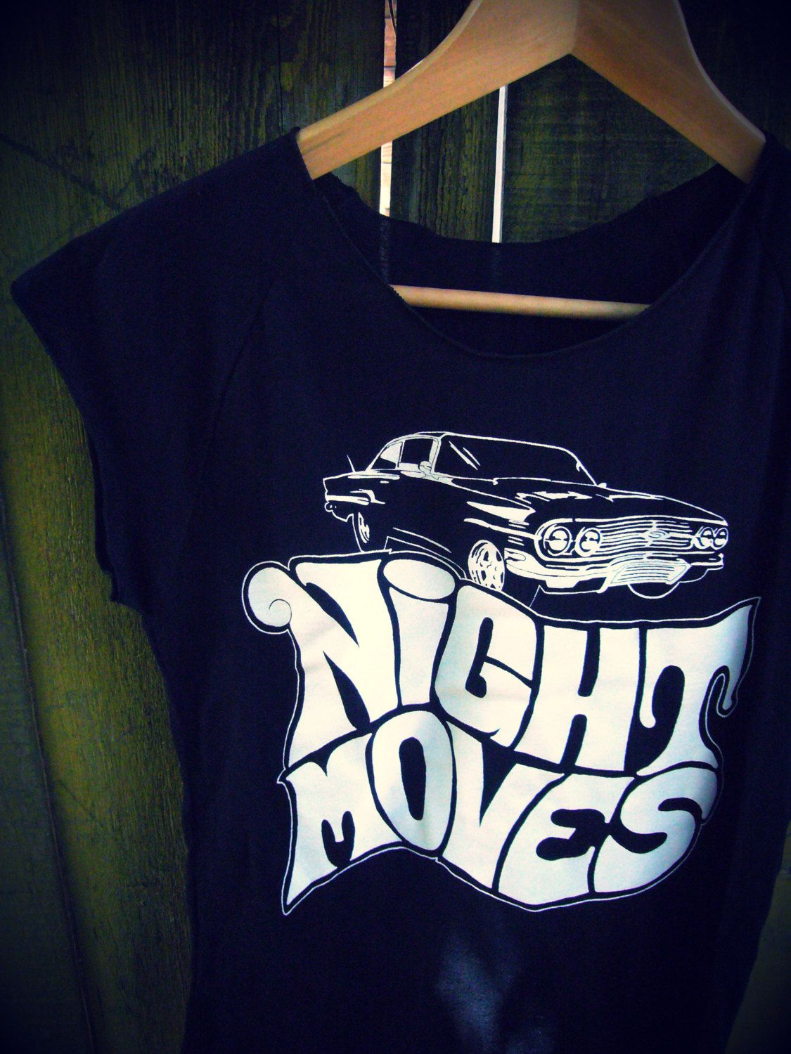 96521ba4 Night Moves Bob Seger Silkscreened GRIT TShirt by SHOPGRIT on Etsy, $28.00