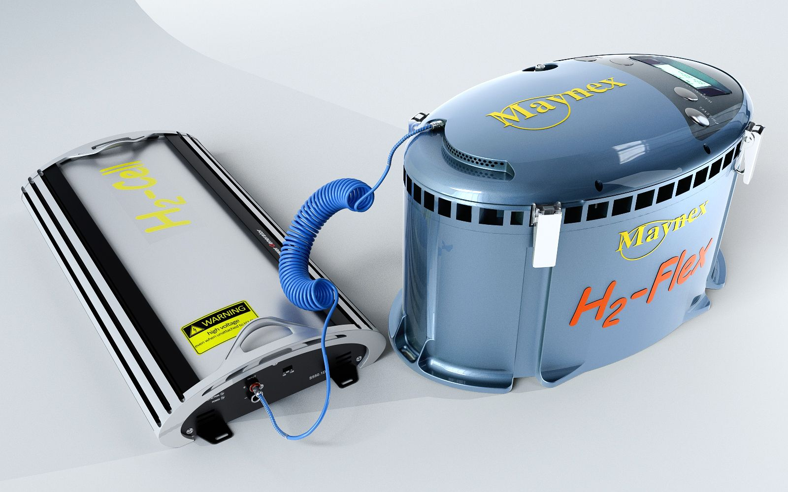 H2 Flex Water To Gas Hydrogen Hybrid Kit Is A Self Contained Generator The Converts Under Any Condition Into On