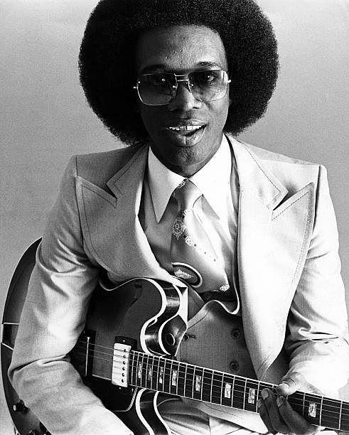 Happy Birthday, Johnny Guitar Watson. #jammin #SOULmusic