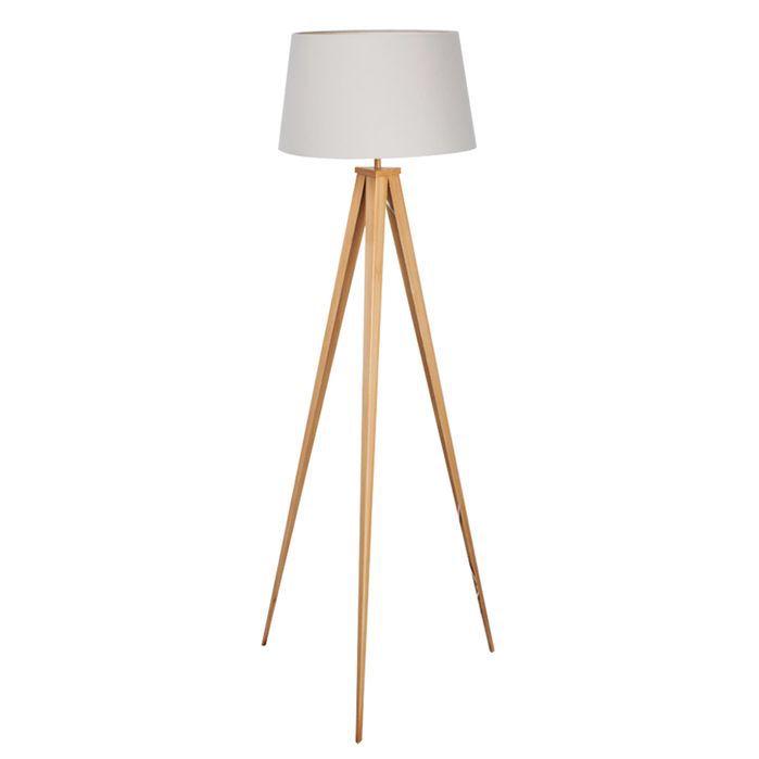 "60"" Tripod Floor Lamp"
