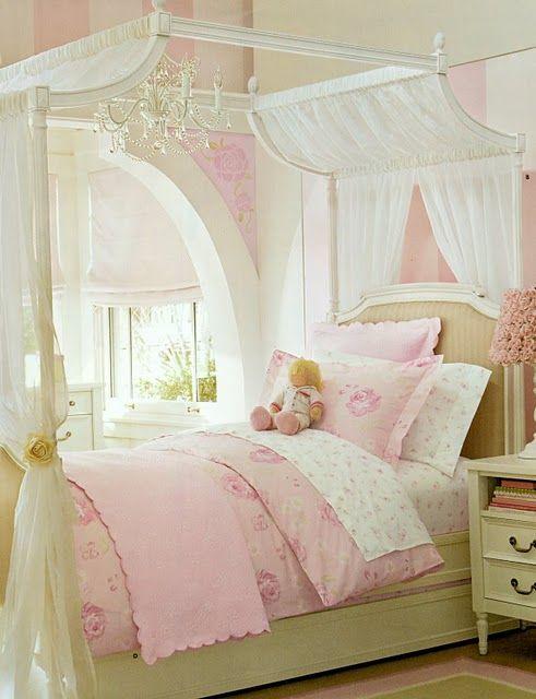 Dear Lillie Big Girl Rooms Girl Bedroom Decor Little Girl Bedroom Chic Bedroom