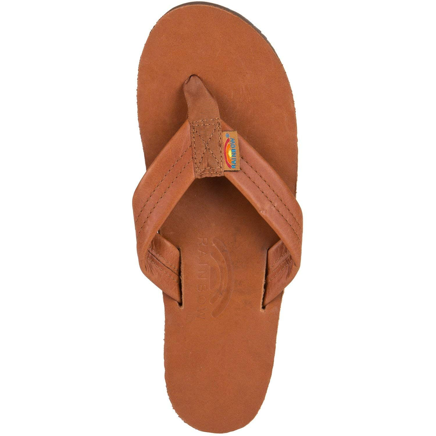 d8434c2007d1 Rainbow Womens Leather Wide Strap Single Layer Arch Sandal Mocha Size Large  / 7.5-8.5 B(M) US *** Check out this great product. (This is an affiliate  link) ...