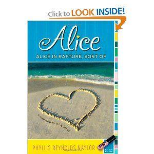 Alice in Rapture, Sort Of: Phyllis Reynolds Naylor: 9781416955320: Amazon.com: Books