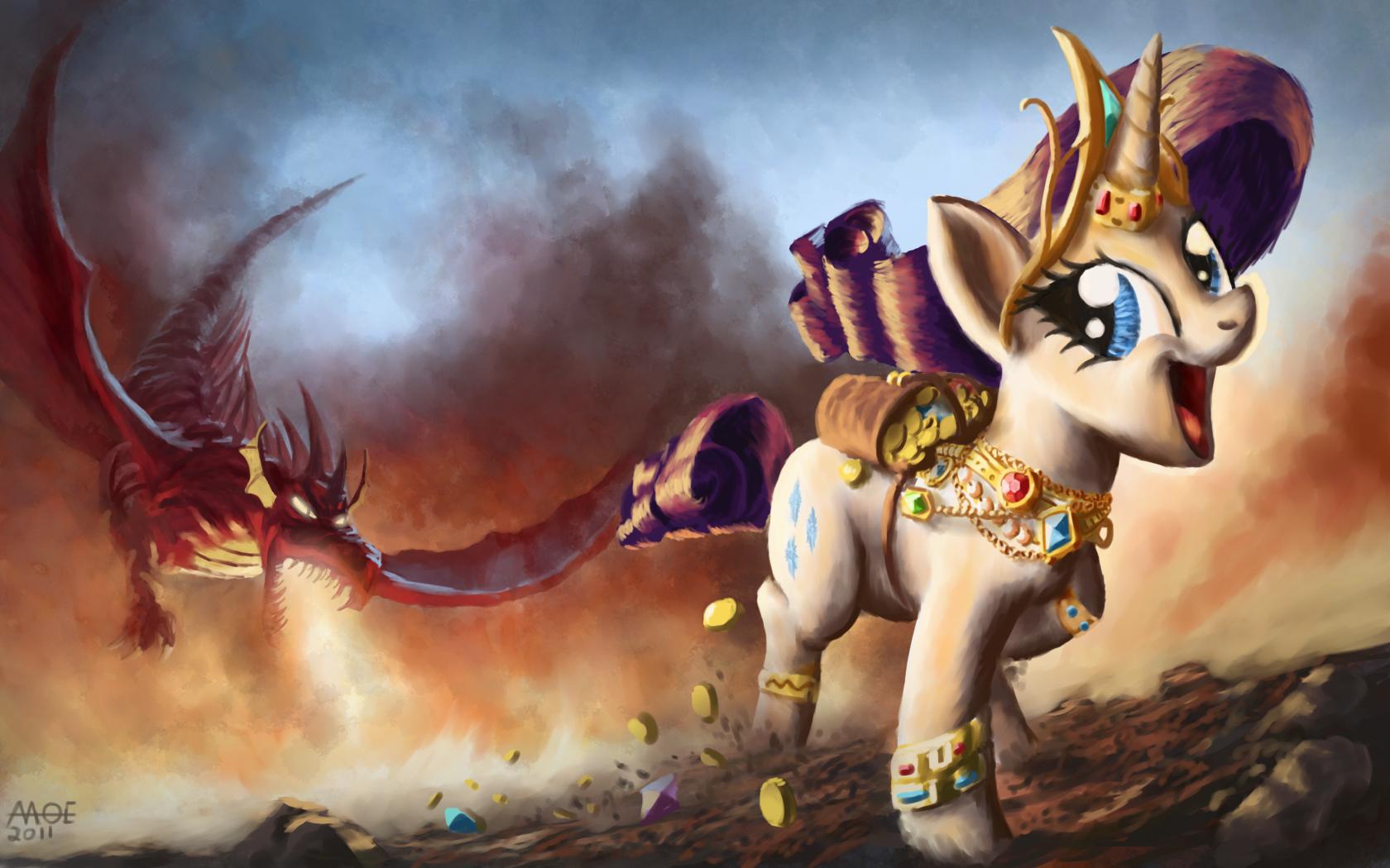 My Little Pony Rarity Wallpaper 1295886 Wallbasecc