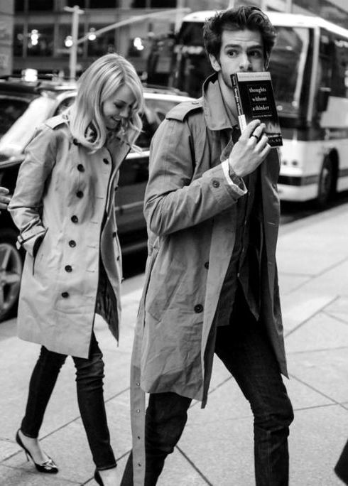 His & Hers Trench Coats