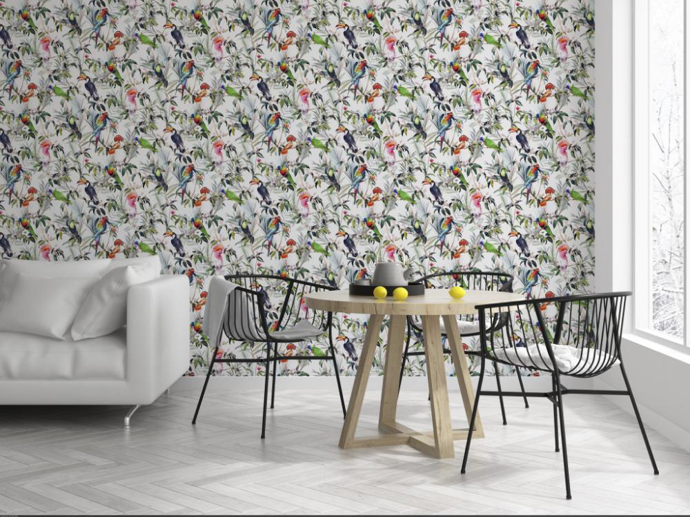 Graham Brown Wallpaper Amazon Tropical Multi 106624 Wonderwall By Nobletts Home Art Brown Wallpaper Wallpaper