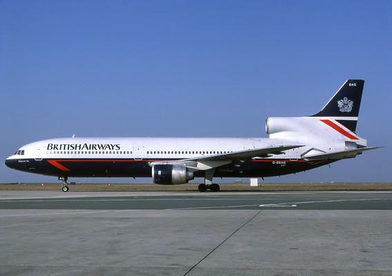 British Airways L-1011