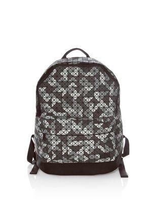 BAO BAO ISSEY MIYAKE Symmetrical Daypack Backpack.  baobaoisseymiyake  bags   polyester  nylon  backpacks   b1ac9a032ba6c