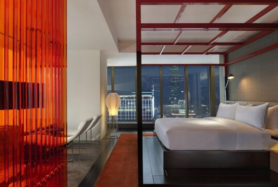 W hotels taipei w taipei 5 star luxury hotel in taipei for Design hotel taipei