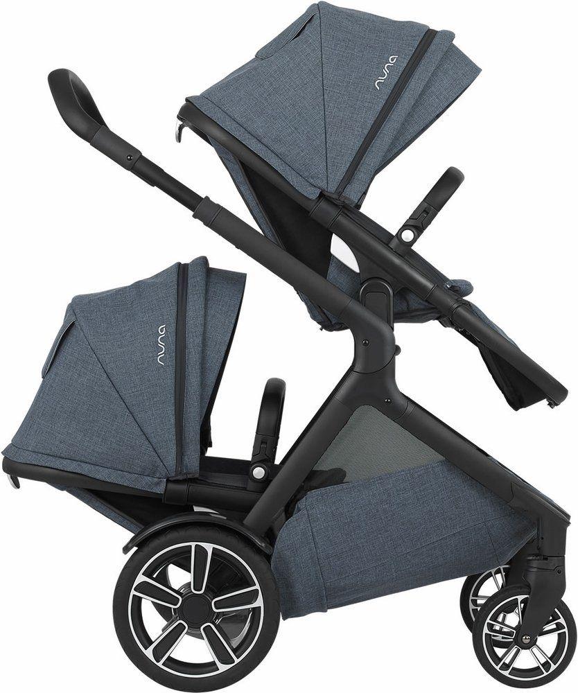 Nuna Demi Grow Double Stroller Aspen Double strollers