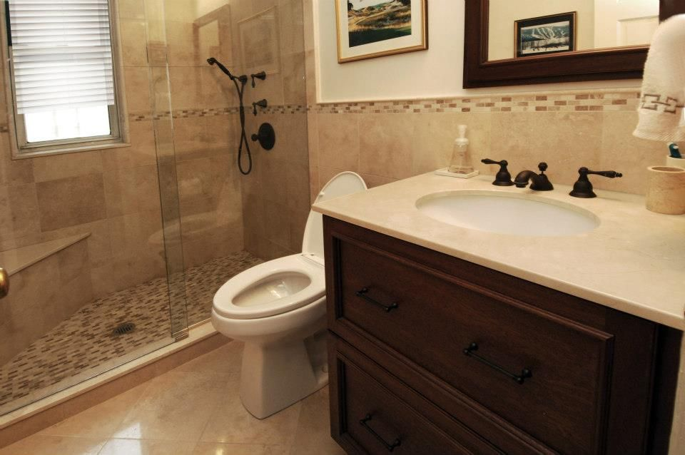 pictures of newly remodeled bathrooms bathroom remodeling nyc rh pinterest com Master Bathroom Renovation DIY Bathroom Renovations