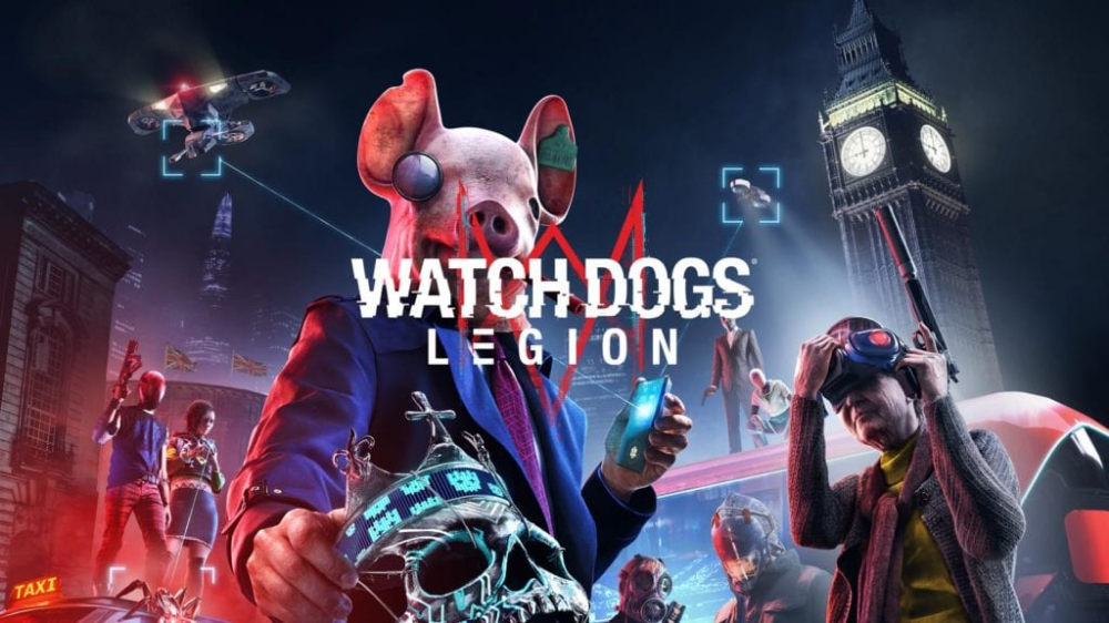 Watch Dogs Legion Brings Gameplay Optimizations That Everyone Wanted Is The Message Games Gaming Watch Dogs Watch Dogs Game Ubisoft