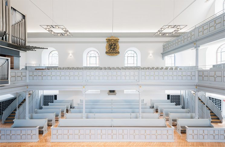 Licht Düsseldorf licht im raum projekte kirche neanderkirche düsseldorf