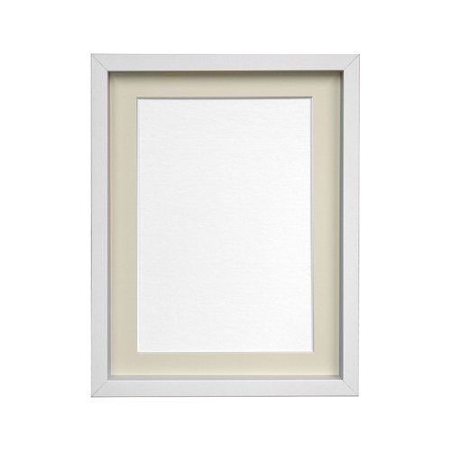 Frames By Post Rio Picture Frame With Ivory Mount Products In 2019 Wood Picture Frames Multi Picture Frames Wooden Picture Frames