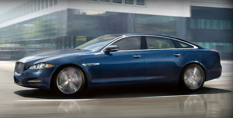 2012 Jaguar XJ - Loaded with luxury and world class elegance.  Picture via Jaguarusa.com