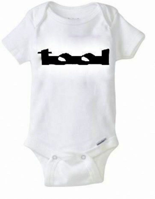 tool band Cool Fashion infant Baby Boy Clothes One PIECE Bodysuit