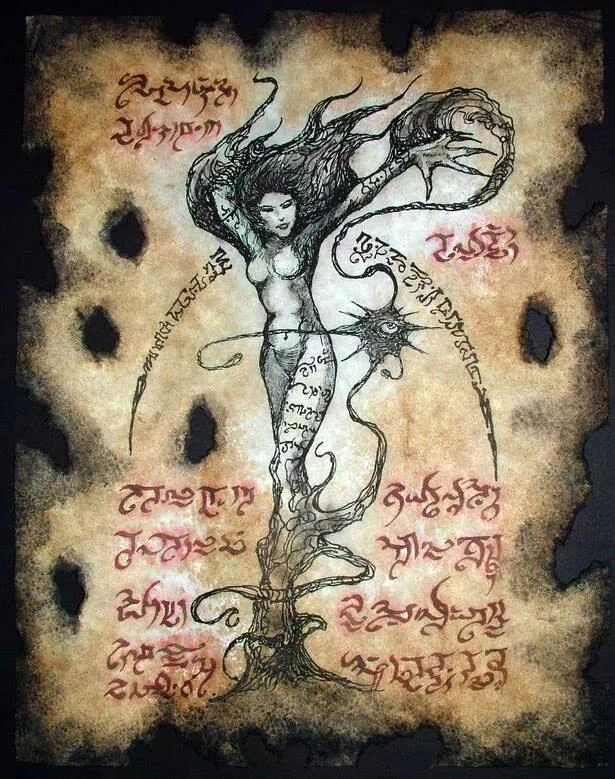Lovecraftia Underworlden
