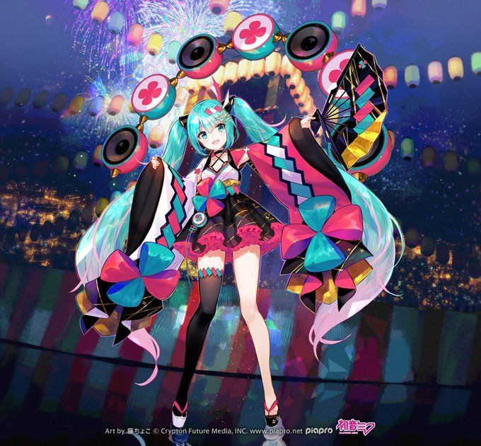 Pin by Zunigadienica on Character art in 2020 Hatsune