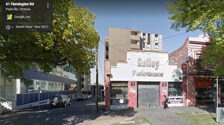 Urgh The Lovely Holley Performance Building At 61 Flemington Rd Is Both Unprotected And Now Slated For Demolitio Melbourne West Melbourne Architecture