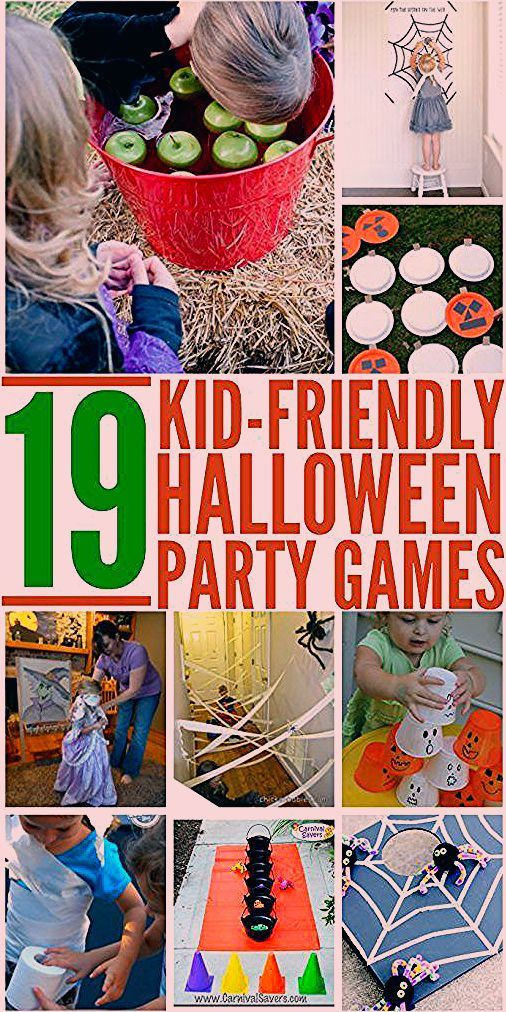 Photo of 19 Kid-Friendly Halloween Party Games for a Spooktacular Time