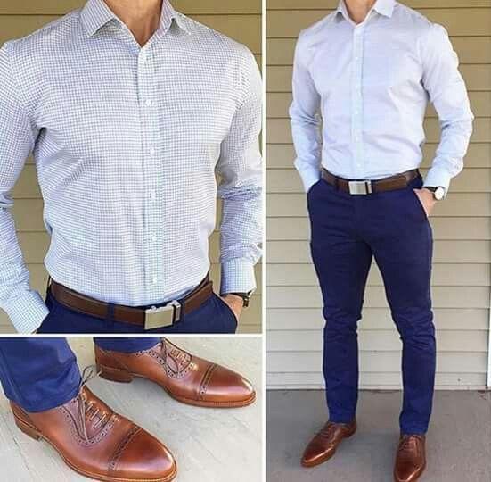 Pin De Jorge Riega En Hombre Combinación Pantalon Azul