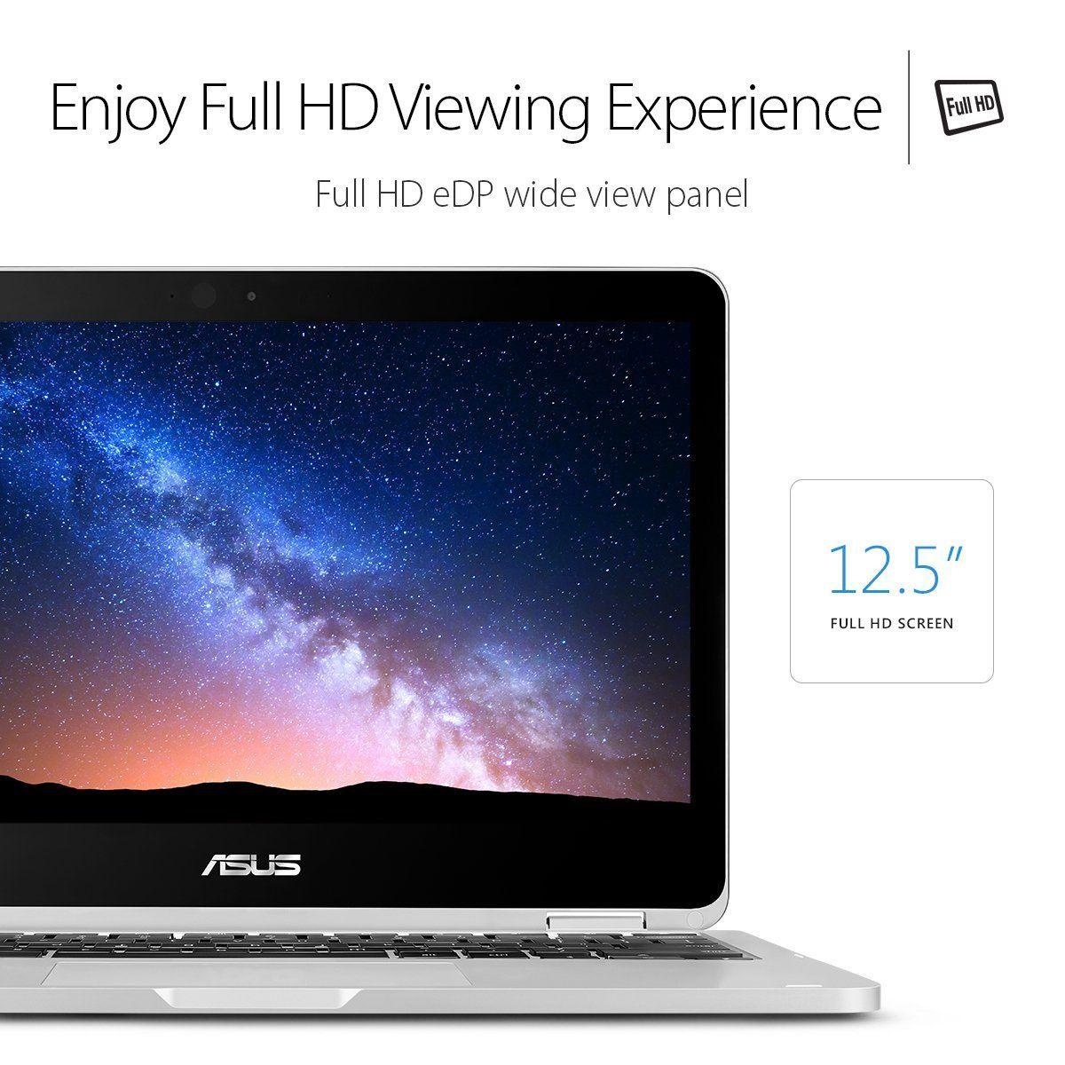 ASUS Chromebook Flip C302 with Intel Core m3