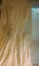 Stunning Demetrios vintage wedding dress size 12