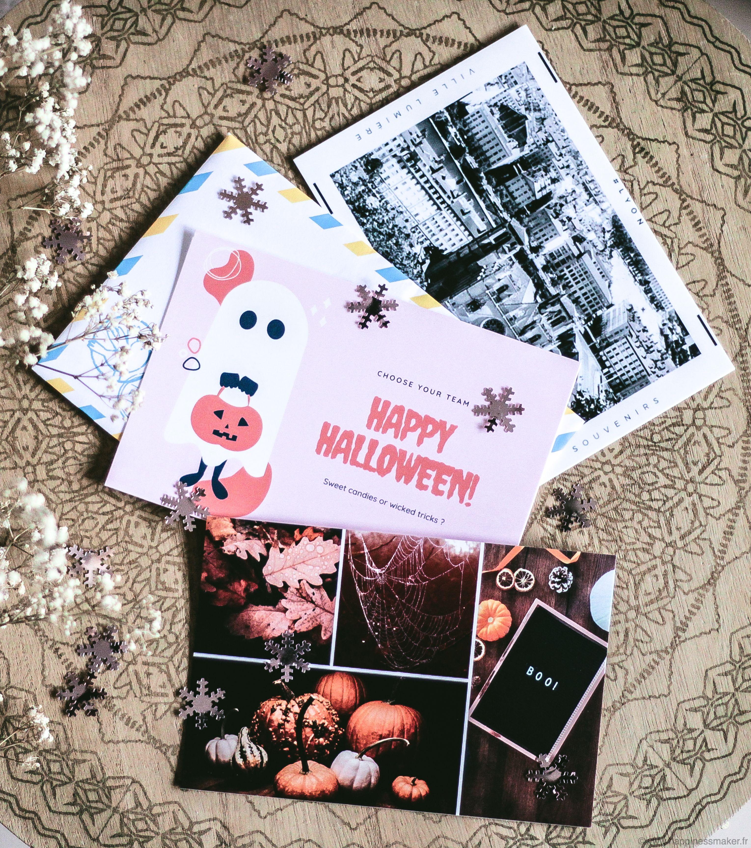 Tu veux envoyer des cartes postales personnalisées à ta famille et/ou tes amis ? Avec Fizzer c ...