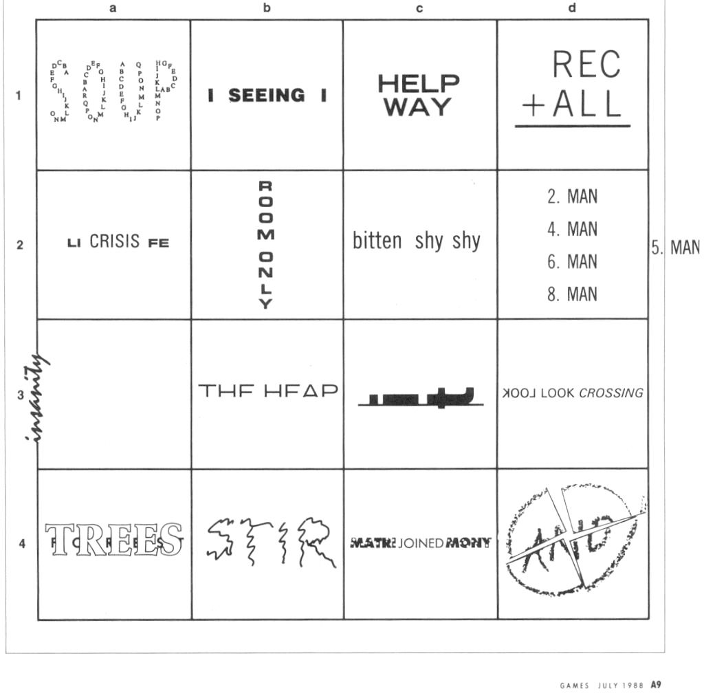 Free Printable Brain Teaser Worksheets