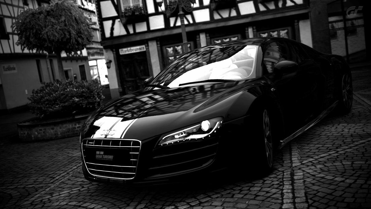 Audi Wallpaper For Desktop Wallpaper Audi R8 Wallpaper Black