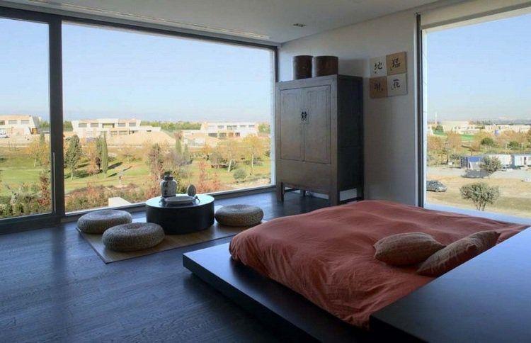d coration maison de style japonais en savoir tout. Black Bedroom Furniture Sets. Home Design Ideas
