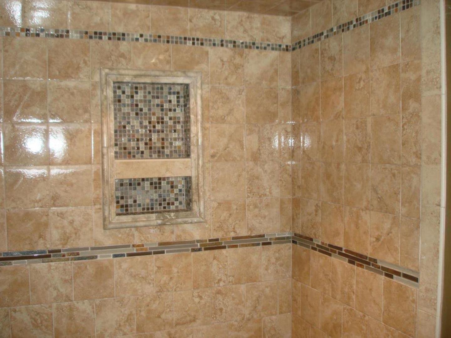 elegant bathroom shower tile homeoofficee buy air drop rainfall ...