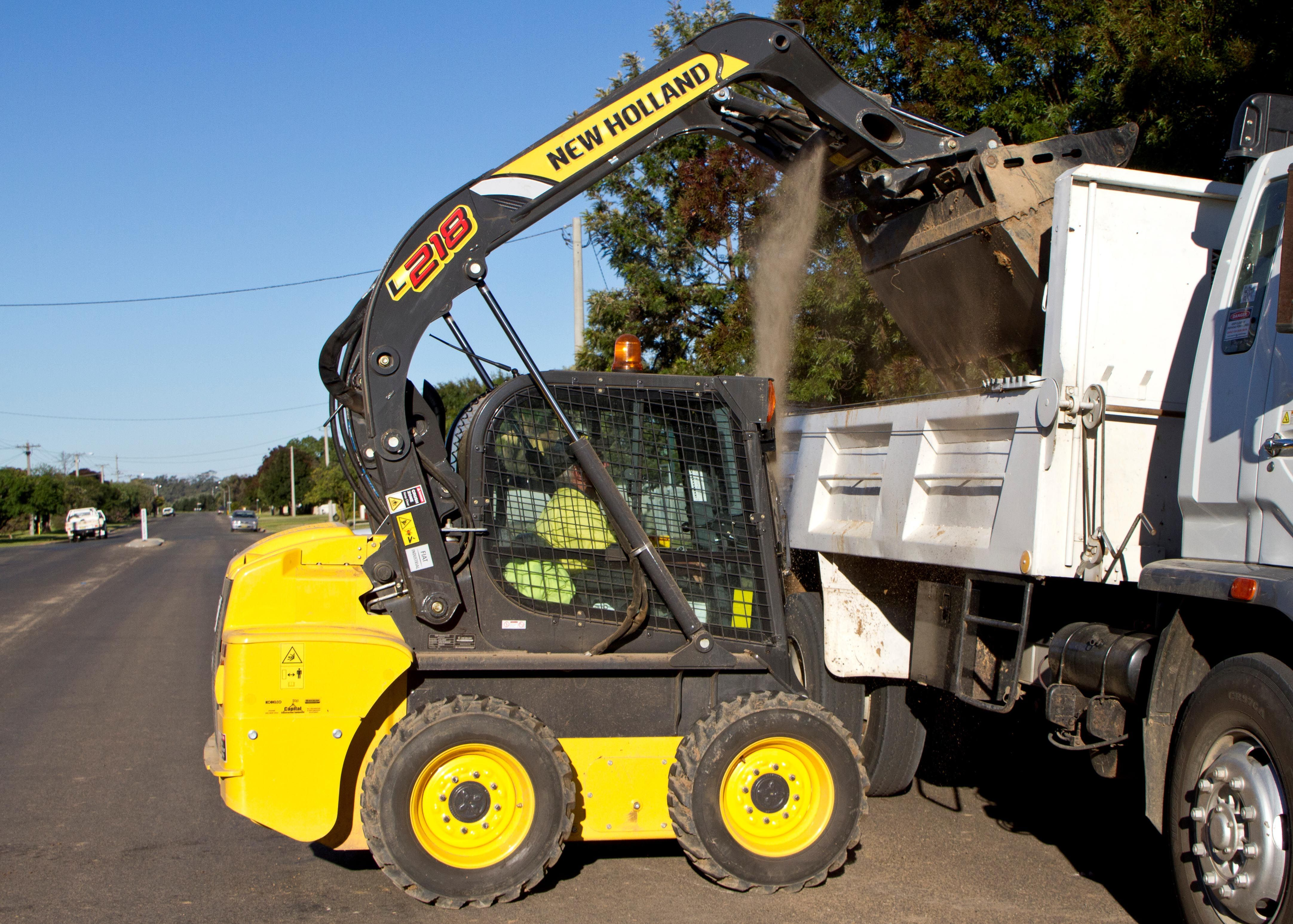 Pin by Equipment World Magazine on Skid Steers | New holland ... New Holland L Skid Steer Wiring Diagram on