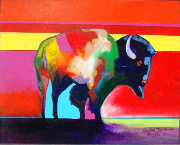 Bert Seabourne art