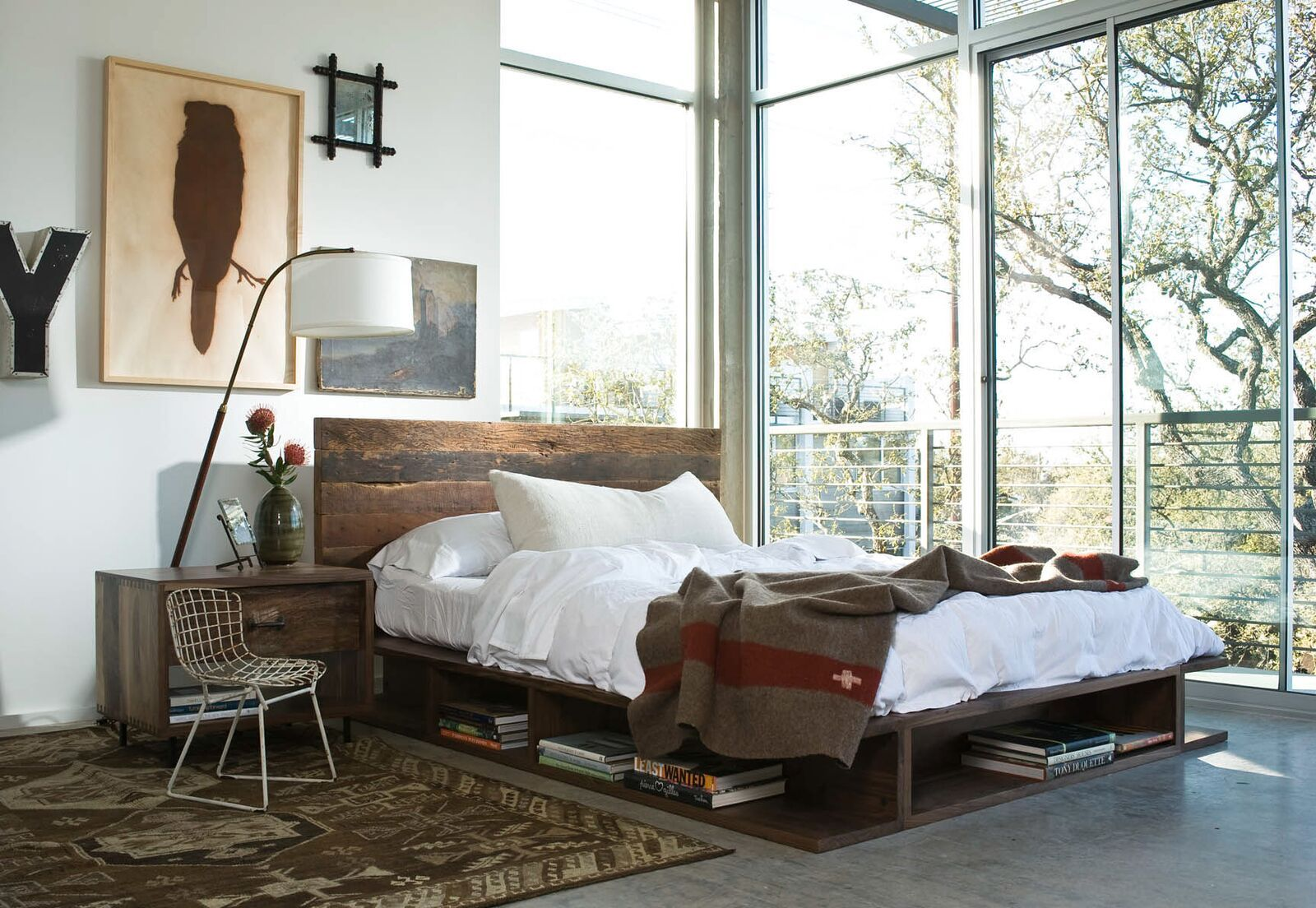Great Bedroom Ideas Love This Bed Frame Industrial By Marco Polo Imports  Also Best Sleep Images
