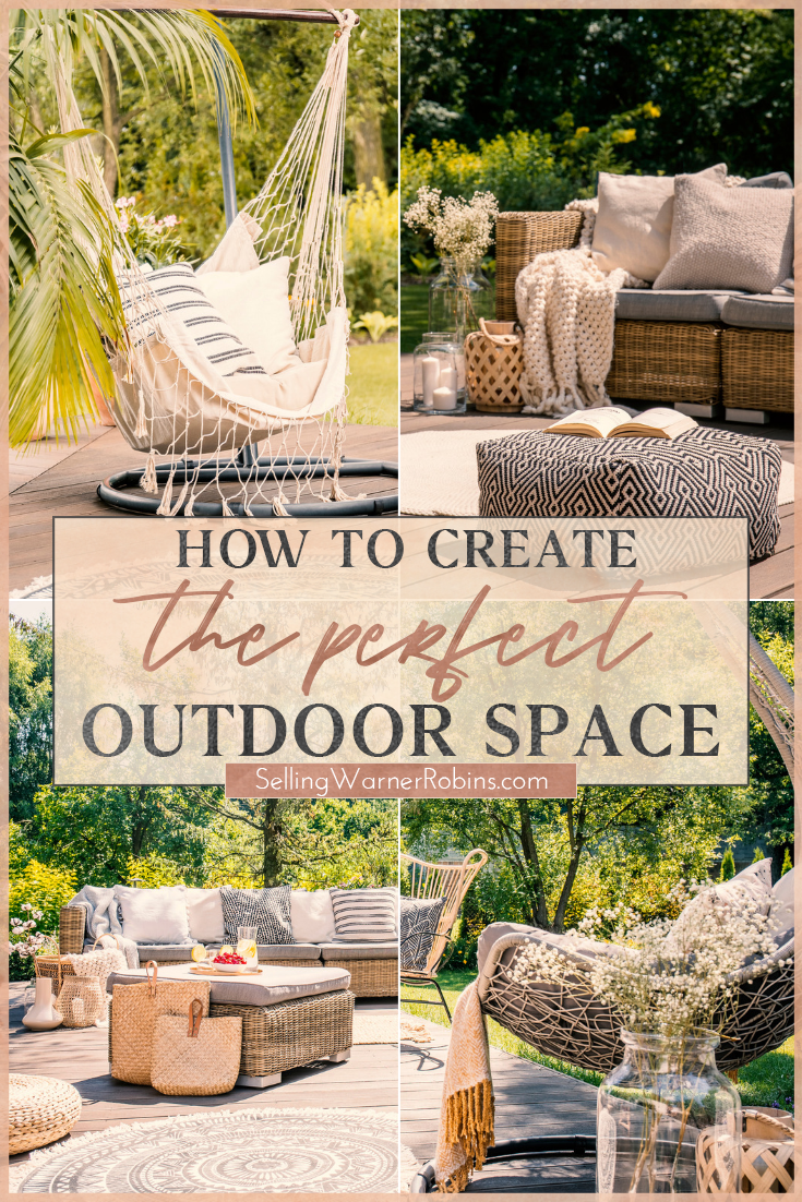 How To Create The Perfect Backyard Oasis