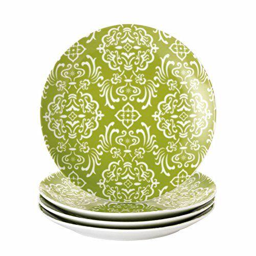 Rachael Ray Dinnerware Curly-Q 4-Piece Salad Plate Set Rachael Ray   sc 1 st  Pinterest & Rachael Ray Dinnerware Curly-Q 4-Piece Salad Plate Set Rachael Ray ...