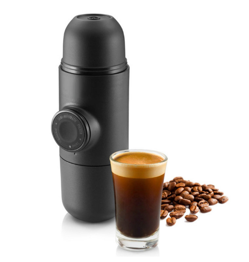 Portable Manual Coffee Maker Hand Espresso Maker Mini Coffee Machine Coffee Pot #espressomaker