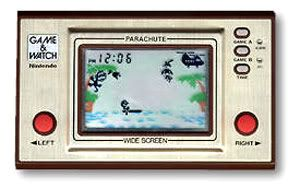 Nostalgia Manila - 60's, 70's, 80's cartoons, tv shows, videos, retro pop culture: Game  Watch! The Original Pocket Video Game #retropop