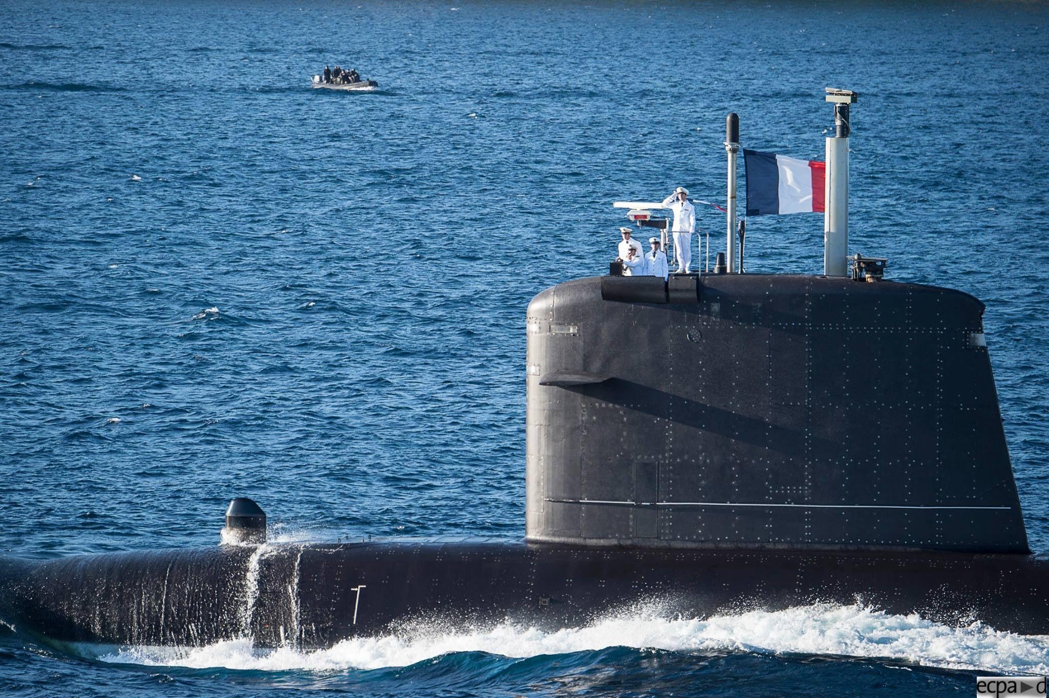 HMS vigilant S30 sous-marin nucléaire.