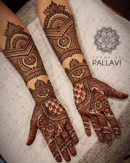 Gorgeous henna design inspires from krunaltailorhennaartist by mehndi pictures images also latest simple and easy designs  rh br pinterest