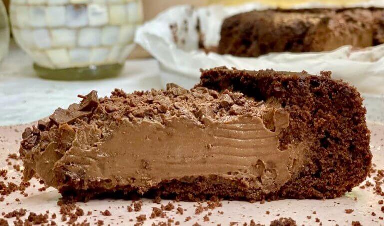Bolo De Chocolate Cremoso Ana Maria Braga Em 2020 Sobremesas