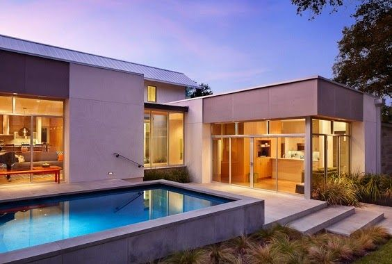 Residencia moderna Vance Lane / Chioco Design, Austin, Texas. http on outdoor living house plans with pool, architecture modern house designs, outdoor sport court designs, outdoor toy houses, outdoor game room designs, outdoor pool house cabana, garage house designs, 2015 house designs, wheelchair accessible house designs, pool water fountain designs, outdoor arena designs, outdoor cottage designs, outdoor gas grill designs, outdoor kitchen designs, outdoor bar designs, black house exterior home designs, outdoor dog house designs, home pool designs, outdoor stall designs, outdoor luxury pool house,