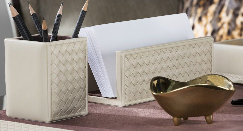 Take A Look At The Desk Accessories Collection Luxdeco Com
