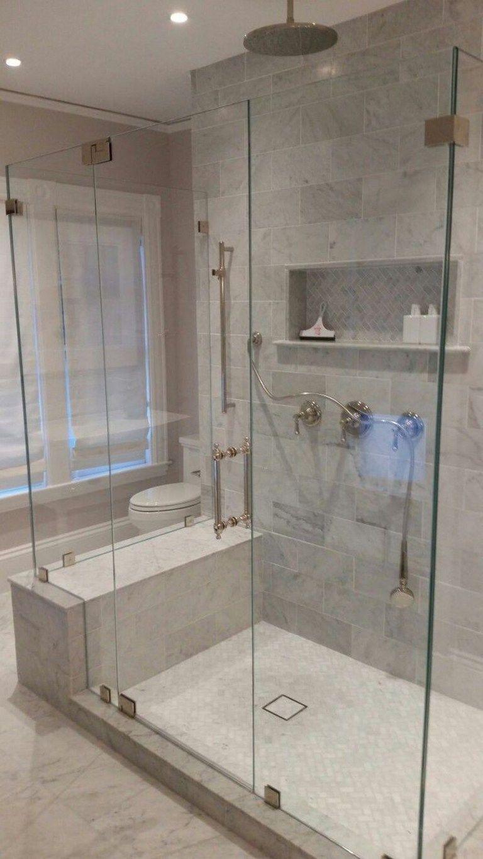 ✔ 30+ best ideas for white bathroom tile designs 3 #bathroomtileshowers