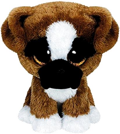 TY Beanie Boo Plüsch - Brutus der Boxer Hund 15cm - #15cm #Beanie #Boo #Boxer #Brutus #der #Hund #Plüsch #Ty